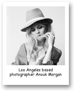 Los Angeles based photographer Anouk Morgan