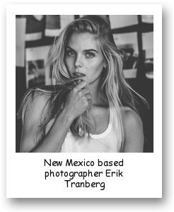 New Mexico based photographer Erik Tranberg