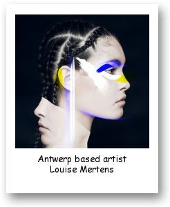 Antwerp based artist Louise Mertens