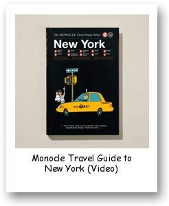 Monocle Travel Guide to New York - Video