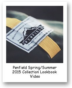 Penfield Spring/Summer 2015 Collection Lookbook Video
