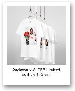 Raekwon x ALIFE Limited Edition T-Shirt
