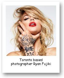 Toronto based photographer Ryan Fujiki