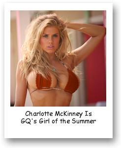 Charlotte McKinney Is GQ's Girl of the Summer