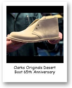 Clarks Originals Desert Boot 65th Anniversary