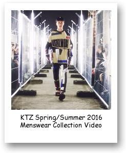 KTZ Spring/Summer 2016 Menswear Collection Video