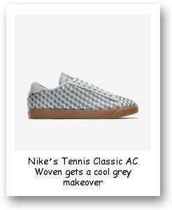 Nike Tennis Classic AC Woven Cool Grey