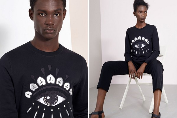 pull kenzo homme edition limitée