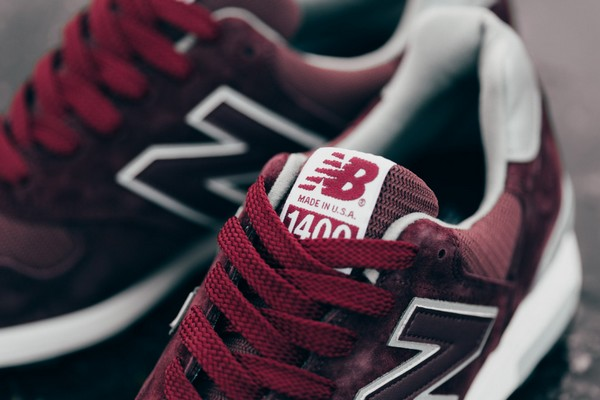 new balance 1400 heritage bordeaux