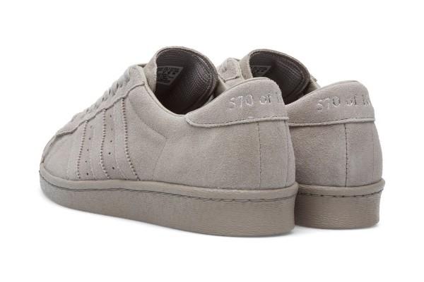 adidas superstar femme grise et blanche superstar grise en daim