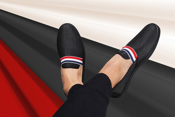 """The French """"leisure shoes"""" brand, Rivieras introduced for the SpringSummer 2016 a new shoe available in 4 lines: Mods, College, Cocarde and Pavilion."""