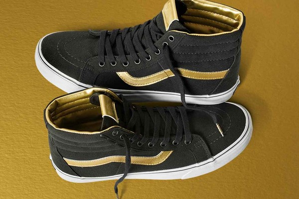 ee67b518b0 Vans 50th Anniversary Gold Pack