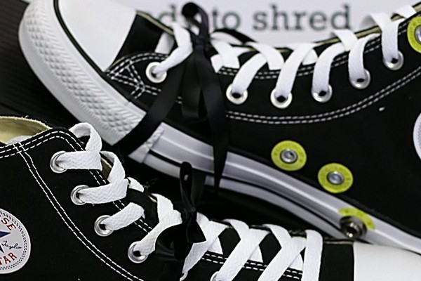 107f662e7551 Converse has launched worldwide the latest Chuck Hack project  Converse  Chuck Taylor All Wah. The All Wah was born three years ago during Converse s  Chuck ...
