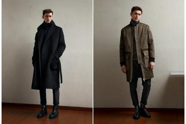 nouveau concept 6da09 b52f1 H&M Studio Fall/Winter 2016 Men's Lookbook
