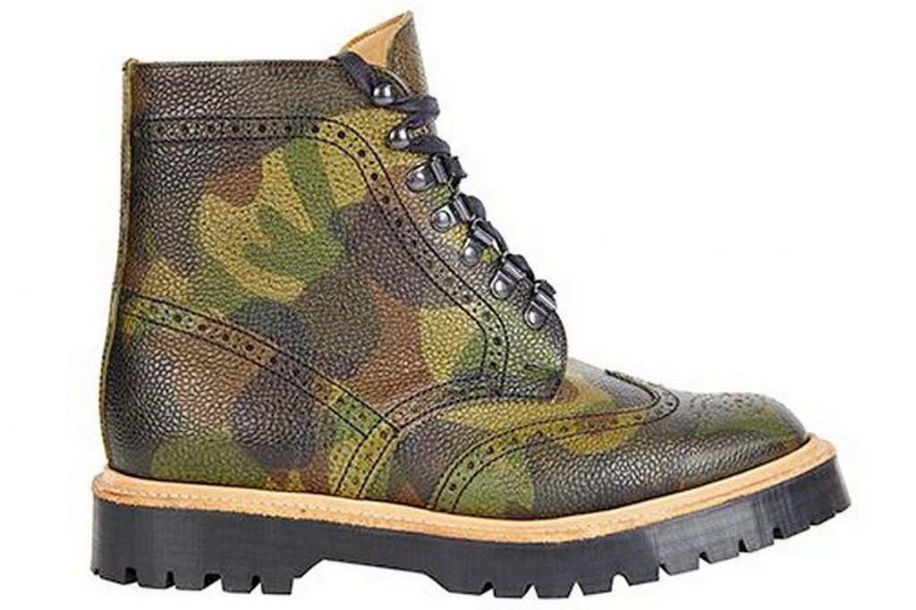 """Chaussures ASOS Homme """"Made In England"""" Automne/Hiver 2016"""