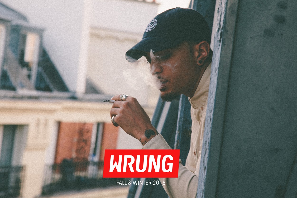 Collection Wrung Automne/Hiver 2016