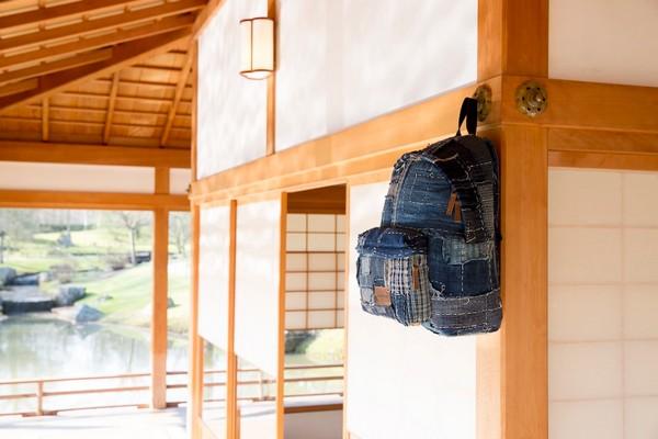 Eastpak Pays Homage To Traditional Denim Japanese rr16Z4wSq