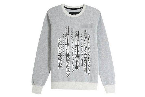 Galeries Lafayette x G-Star RAW Core Sweat