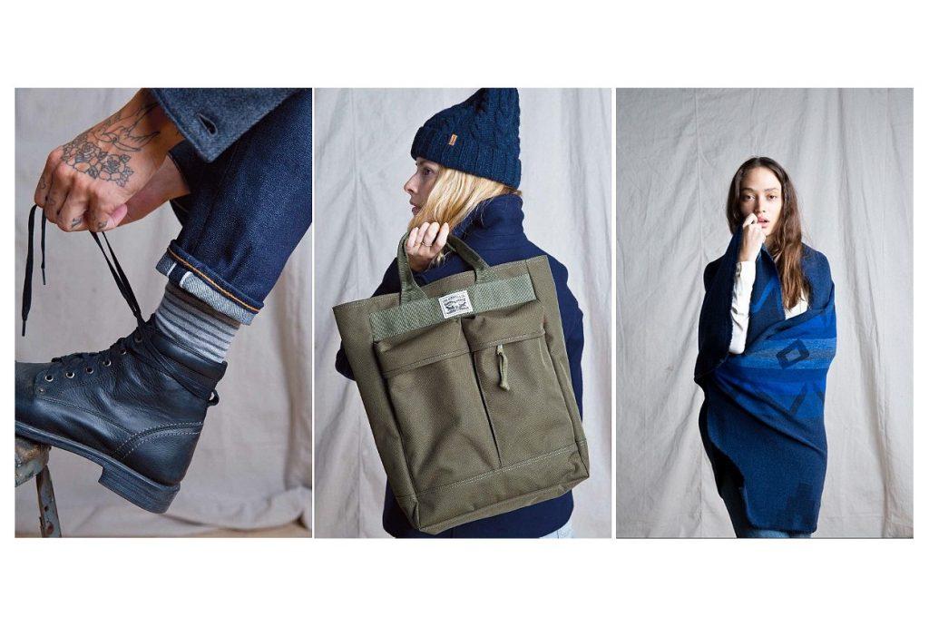 Collection Chaussures & Accessoires Levi's Automne/Hiver 2016