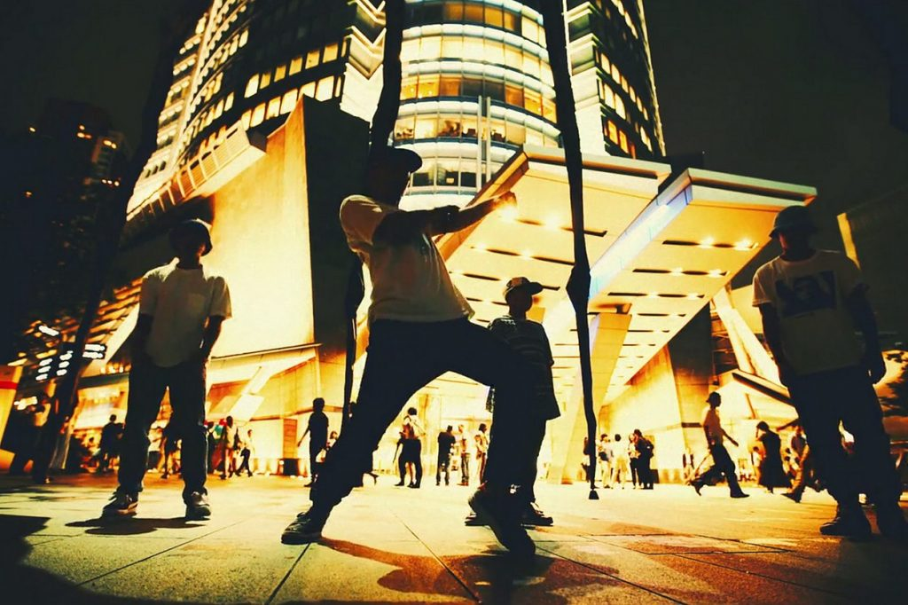 "Stéphane Benini x Studioline Crew ""Soul of Tokyo"""