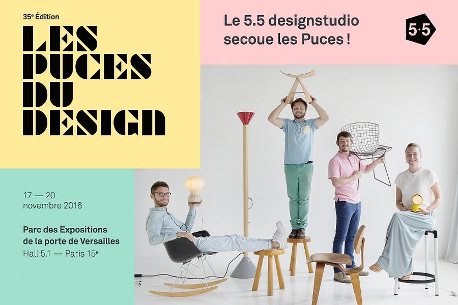 35ème Édition des Puces du Design