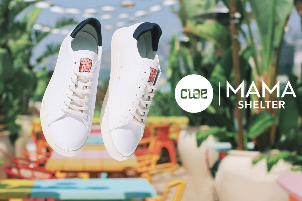 "Mama Shelter x CLAE Bradley ""Mama loves you"""