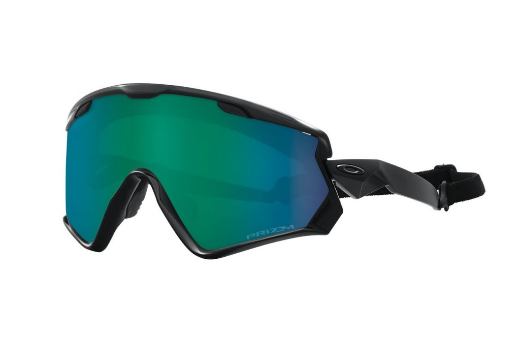 Oakley Présente les Wind Jacket 2.0 Prizm