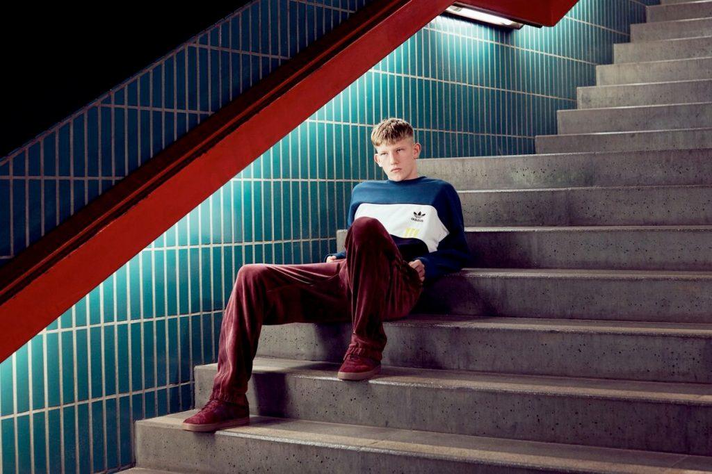 "Lookbook ""Highlights"" adidas Originals Automne/Hiver 2016"