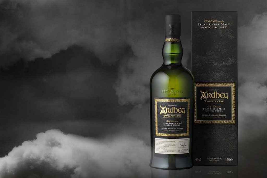 Whisky Ardbeg 21 ans Committee Limited Edition