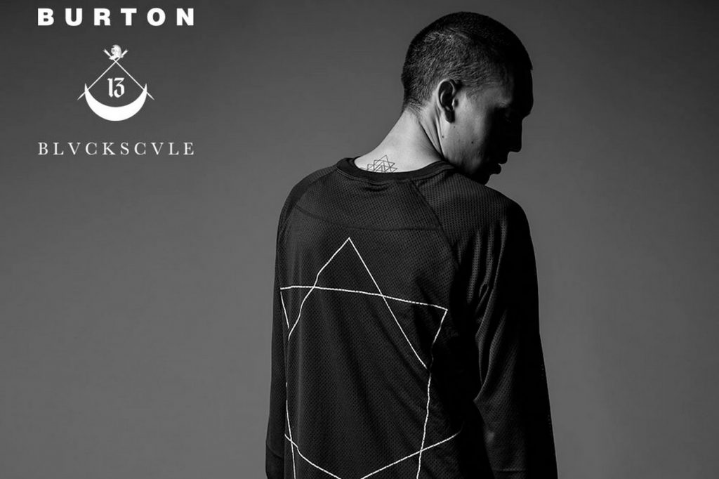 Burton x Black Scale 2016 Winter Collection