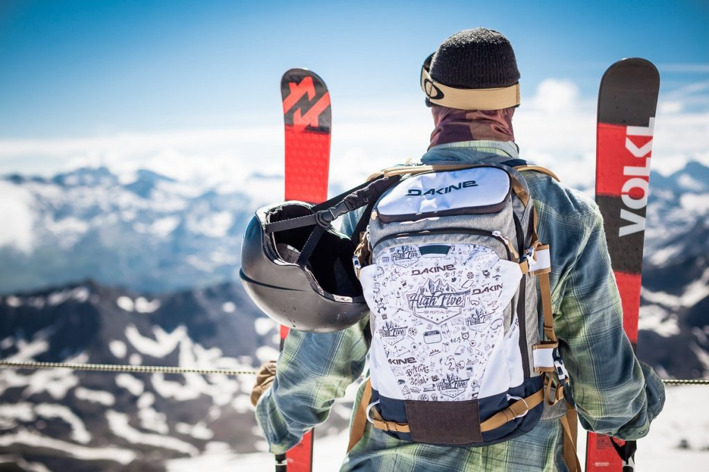 High Five Festival x DAKINE Heli Pro Backpack
