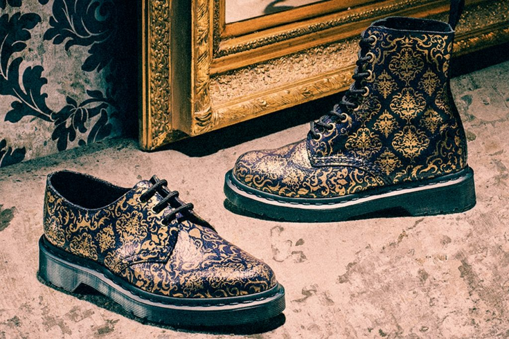 "Collection Dr. Martens ""Baroque"""