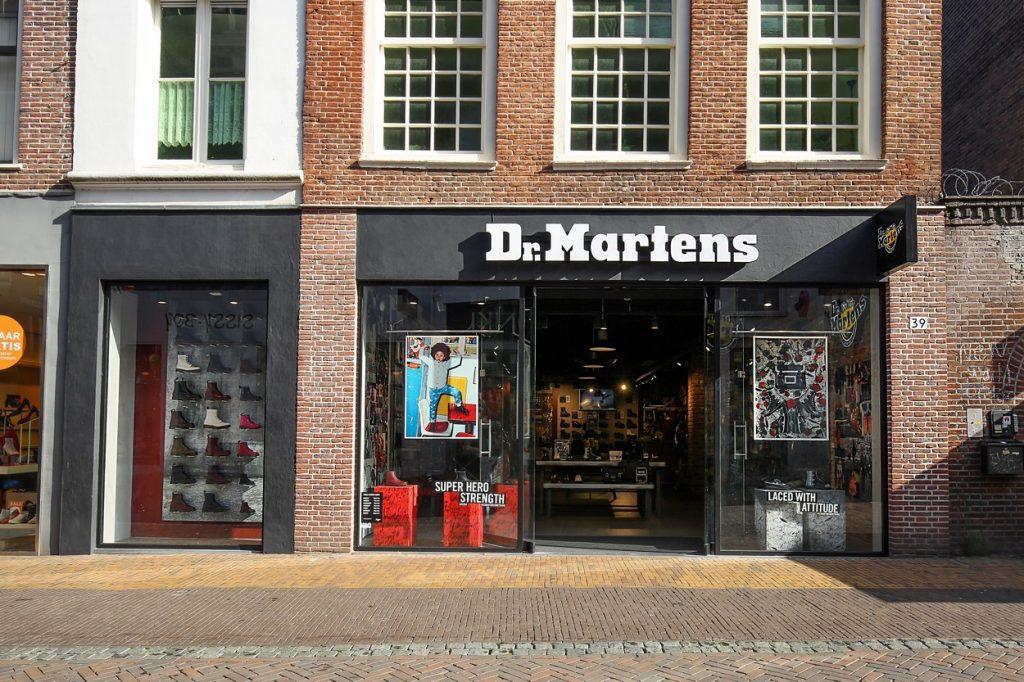 Dr. Martens a Ouvert sa Deuxième Boutique Parisienne