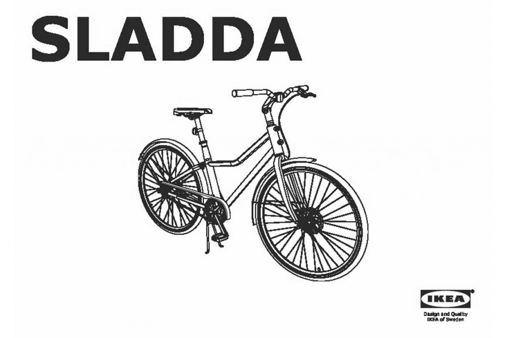 SLADDA by IKEA