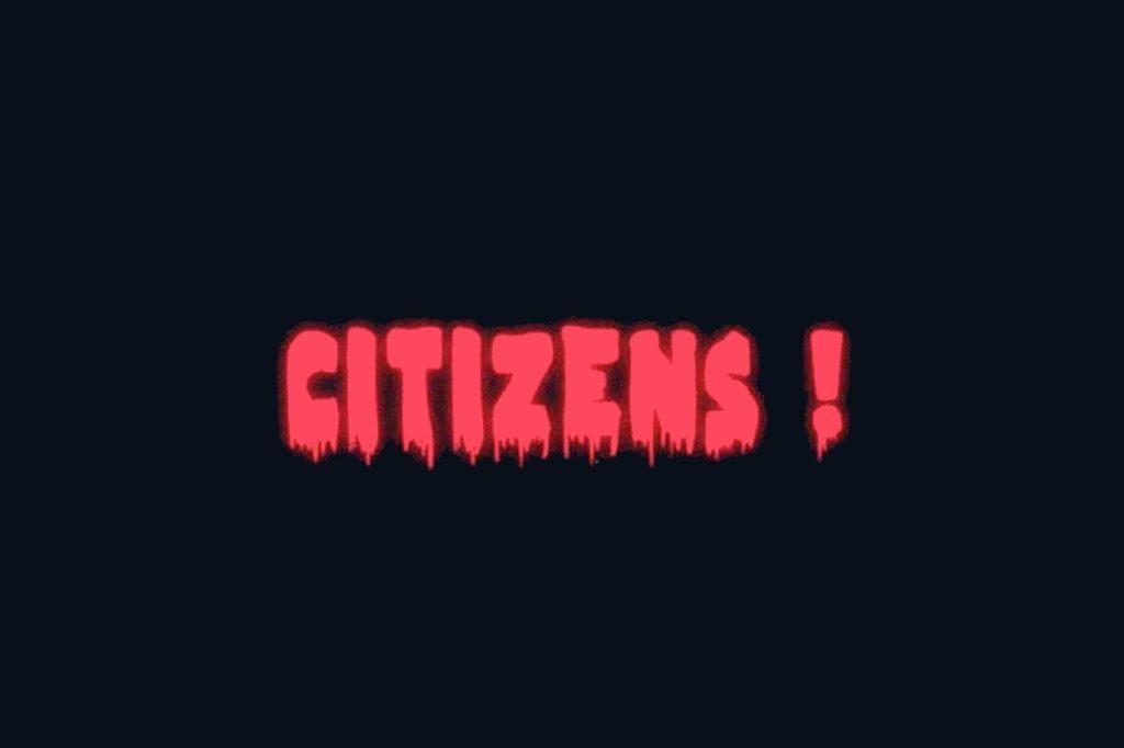 """J.M. Weston x Vogue Présentent """"Fade Out"""" par Citizens!"""