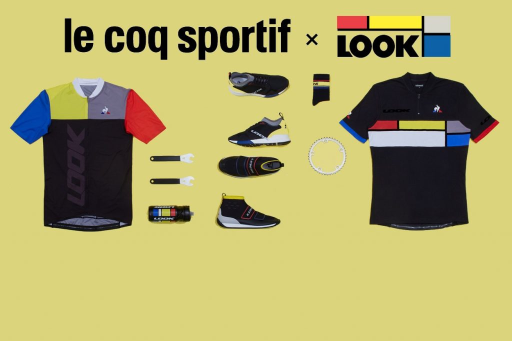 le coq sportif x LOOK
