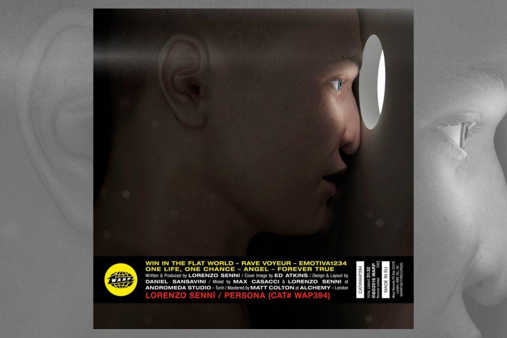 Lorenzo Senni - Persona EP