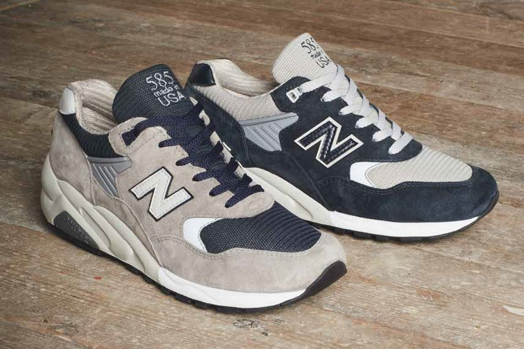 New Balance Made in USA 585 Automne/Hiver 2016