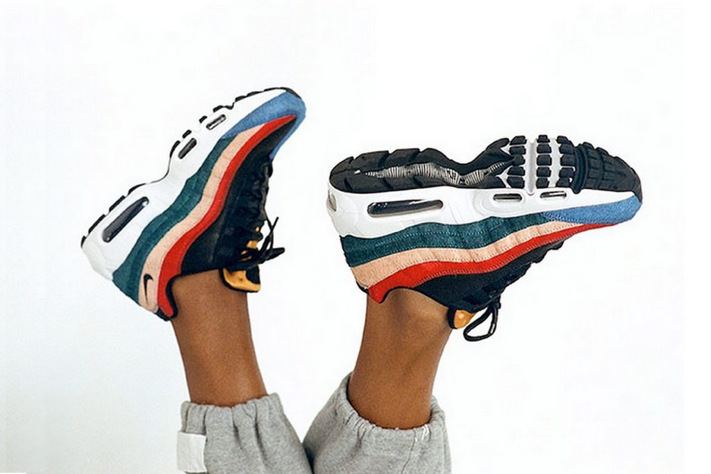 "Nike Air Max 95 ""Hair Pony"" Pack"