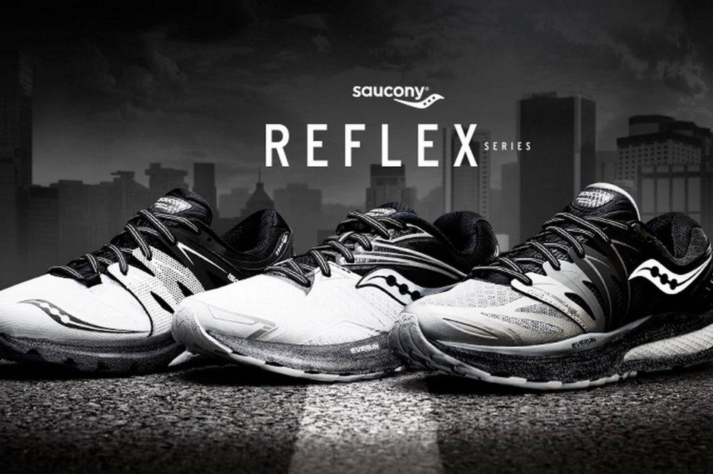 Ligne Reflex Series de Saucony