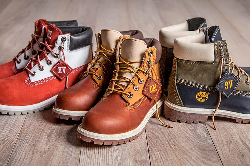 Timberland Lance sa Plateforme Design Your Own en Europe