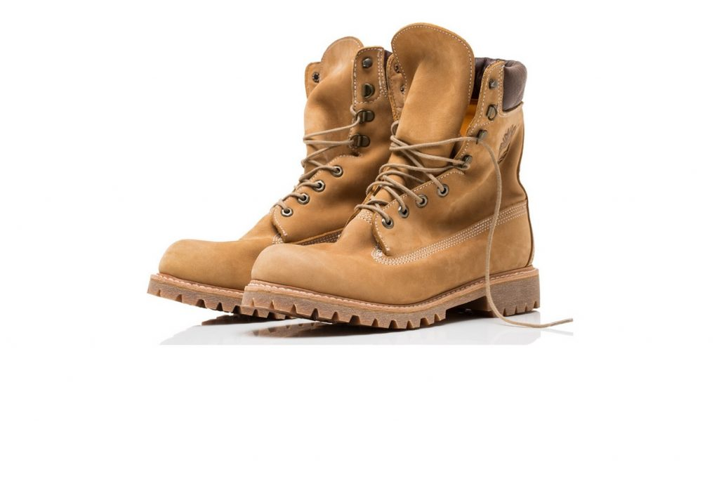 "Timberland Yellow Boot ""Made in U.S."" Edition"