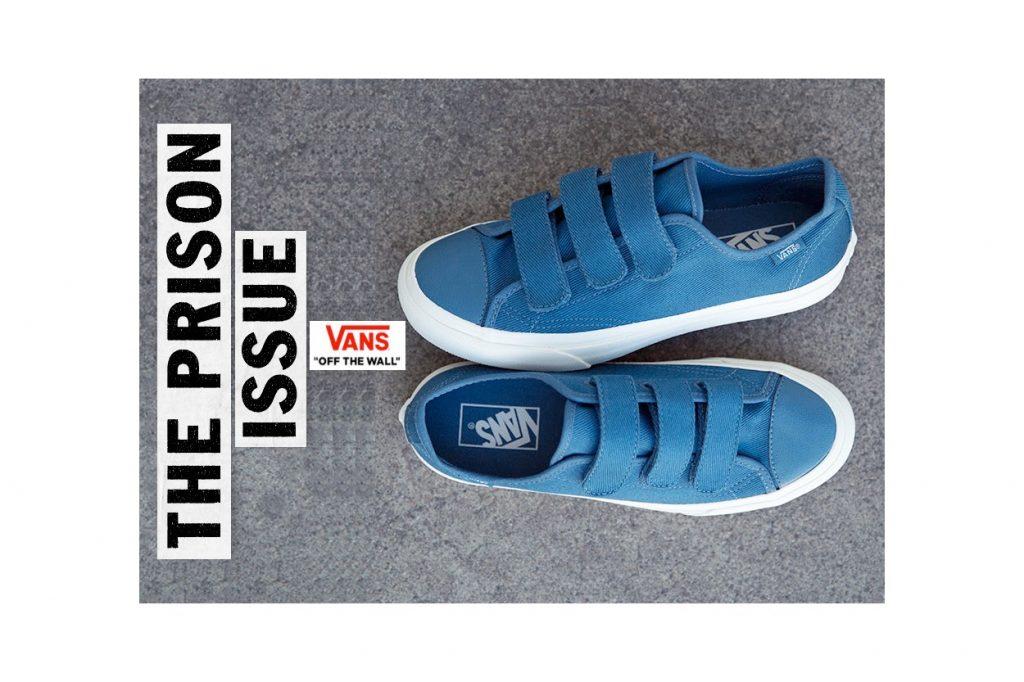 Vans Prison Issue