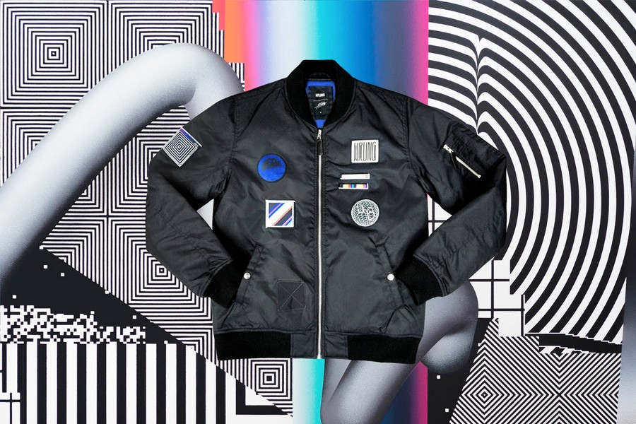 Collection Capsule Wrung x Felipe Pantone