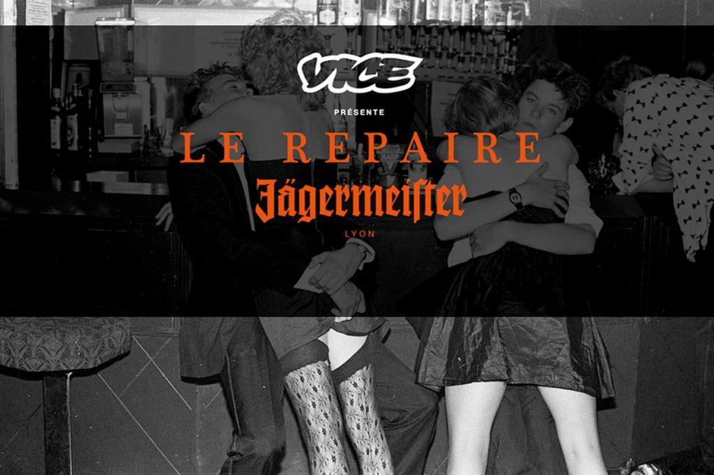 VICE présente le Repaire Jägermeister à Lyon