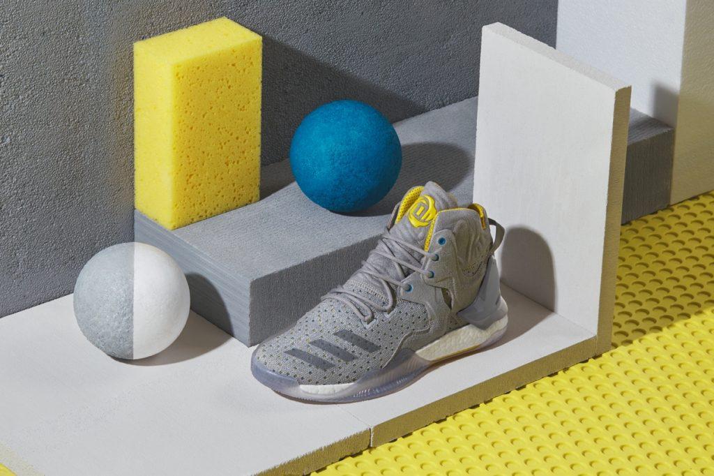 adidas Consortium x Sneakersnstuff D Rose 7 PK