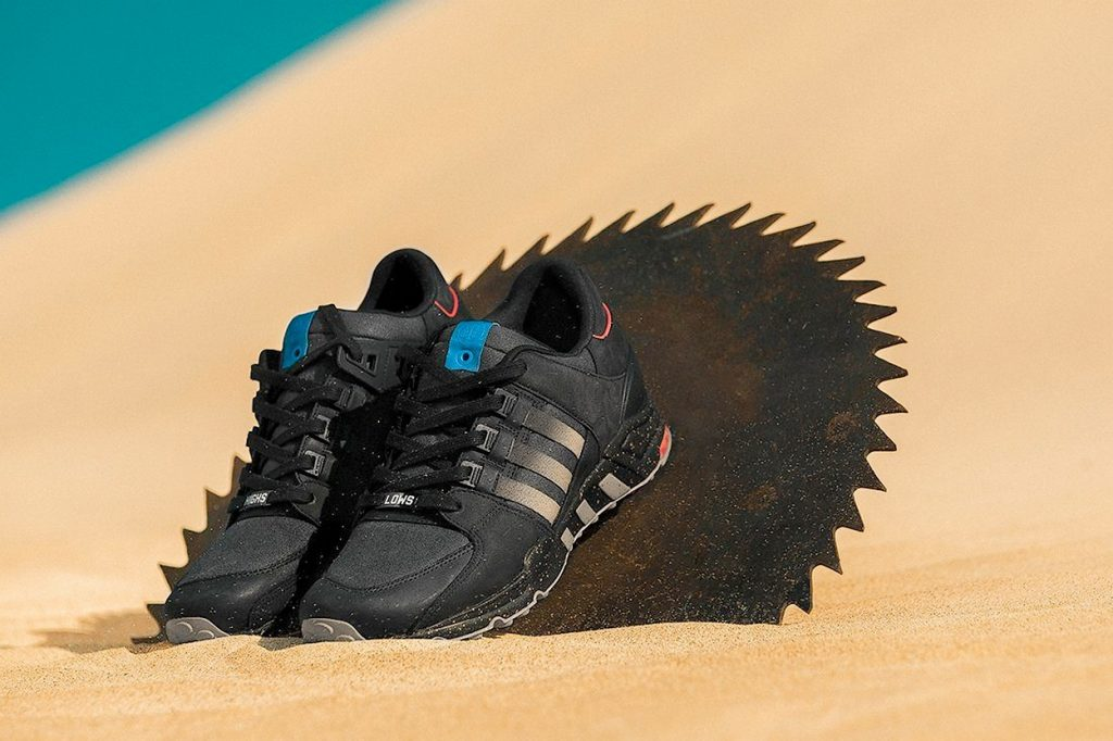 """Highs and Lows x adidas Consortium EQT Running Support 93 """"Inceptor"""""""