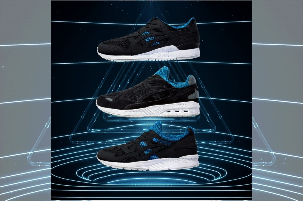 ASICS 30th Anniversary GEL Pack