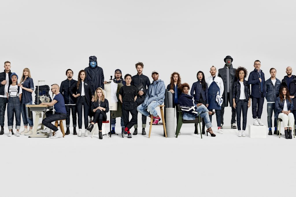 Campagne G-Star RAW Automne/Hiver 2016