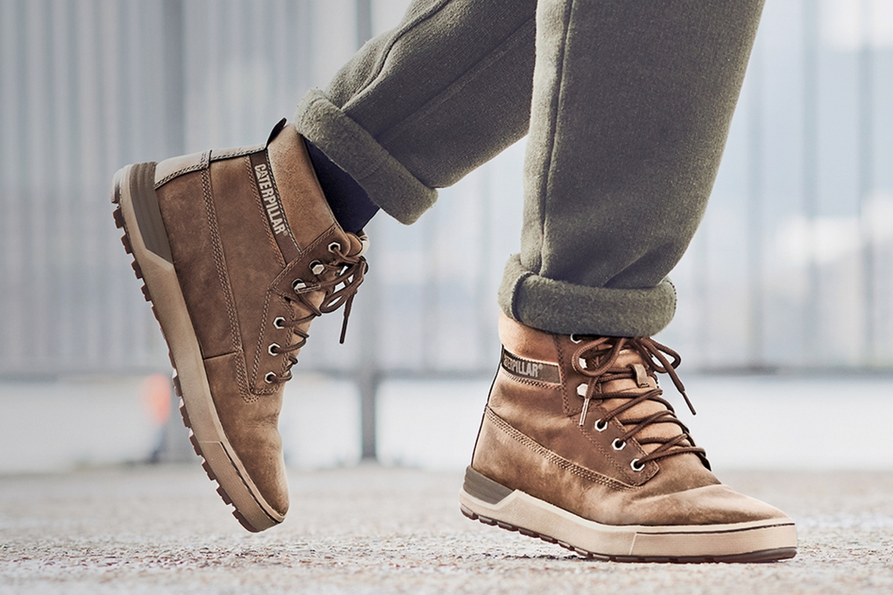 a85be7f4f72 CAT Footwear Ryker Boots